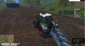 FENDT 1050 WITH GEARBOX AND REAL SOUND FIXED v 1.2, 2 photo