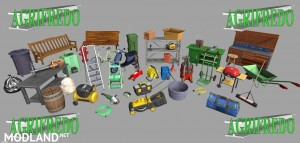 75 Objects Pack v 1.0
