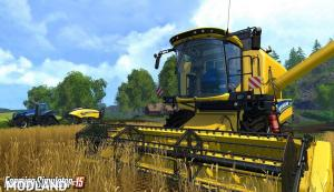 Farming Simulator 2015 Demo, 3 photo