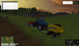 Bale Fresh Cut Grass v 1.0