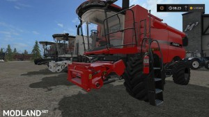 Case IH Combine and Cutter Pack by Stevie