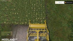 CHANGE ROW SPACING WITH BEETS v 1.0, 1 photo