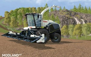 Claas Jaguar 870 Black v 2.0, 1 photo