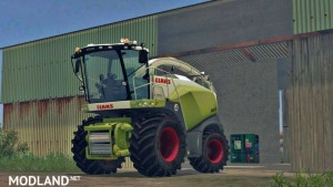 CLAAS JAGUAR 870 v 2.0, 1 photo