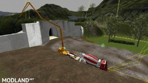 Concrete Pump v 1.0
