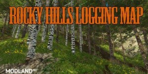 FDR Logging - Rocky Hills Logging Map, 1 photo
