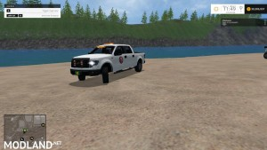 Ford F150 Fire v 1.0