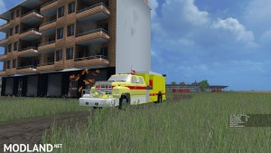Ford f800 Fire Truck v 1.0, 2 photo