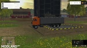 Freightliner Argosy Grain Truck v 1.0