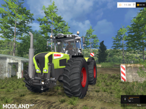 Claas Xerion 3800VC v 2.0, 1 photo