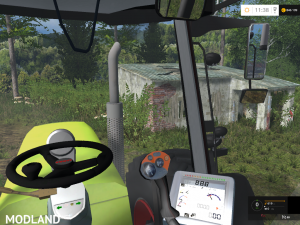 Claas Xerion 3800VC v 2.0, 2 photo