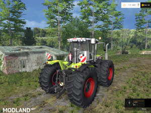 Claas Xerion 3800VC v 2.0, 3 photo