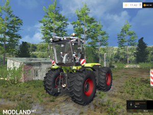 Claas Xerion 3800VC v 2.0, 5 photo