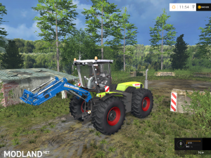 Claas Xerion 3800VC v 2.0, 4 photo