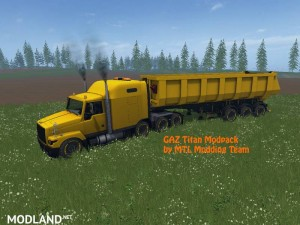 GAZ Titan Modpack v 4.0, 9 photo