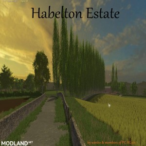 Hambelton Estate Farm Map v 1.0, 1 photo