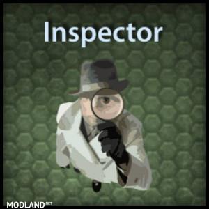 Inspector Mod v 2.3