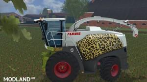 Jaguar 870 Texture v 1.0