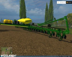 John Deere 220 Sedd v 2.0, 2 photo
