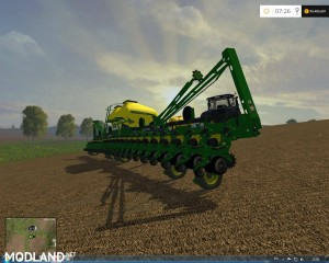 John Deere 220 Sedd v 2.0, 1 photo