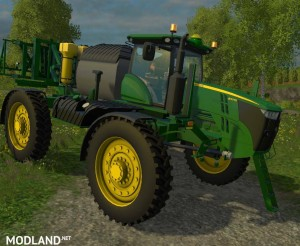 JOHN DEERE 4045 SPRAYER v 1.0, 1 photo