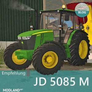 John Deere 5085M v 1.0, 1 photo