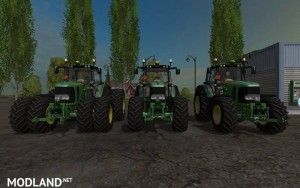 John Deere 6930 FINAL Version, 21 photo