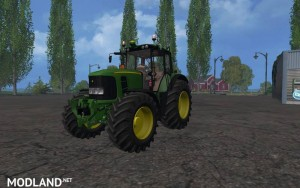 John Deere 6930 FINAL Version, 1 photo