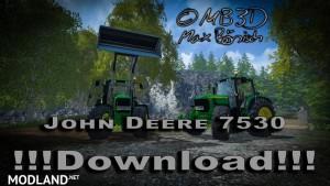 John Deere 7530 Premium v 1.0, 3 photo