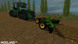 John Deere 915 V Ripper 13 Shank v1.0 - Direct Download image