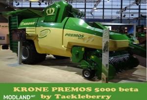 Krone Premos 5000 v 2.0 Washable, 9 photo
