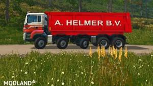 MAN A Helmer B.V. v 1.1, 20 photo