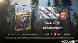 Farming Simulator 2015 Demo