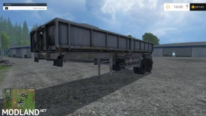 MAZ SEMI TRAILER by TYOMATY, 2 photo