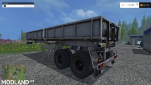 MAZ SEMI TRAILER by TYOMATY, 3 photo