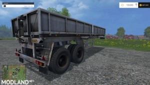 MAZ SEMI TRAILER by TYOMATY, 5 photo