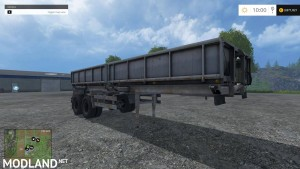 MAZ SEMI TRAILER by TYOMATY, 1 photo