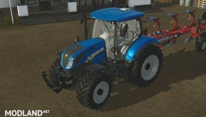 New Holland T6 160 v 1.0