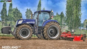 NH T7 Series T7.220 / 250 / 270 Wheelshader v 1.0 ALPHA, 3 photo