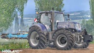 NH T7 Series T7.220 / 250 / 270 Wheelshader v 1.0 ALPHA, 8 photo