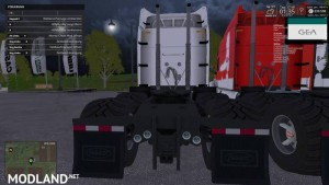 Peterbilt 579 v 1.0 BETA, 8 photo