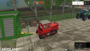 Raise rear hydraulics v 3.51, 5 photo