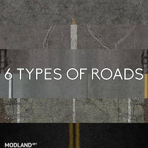 Road Object Pack v 1.0, 6 photo