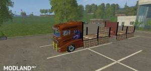 Scania Flatbed Pack v 1.0, 2 photo