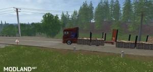 Scania Flatbed Pack v 1.0, 4 photo