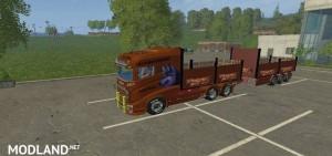 Scania Flatbed Pack v 1.0 - Direct Download image