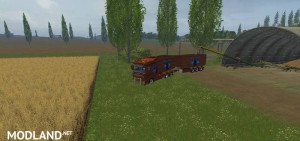 Scania R 1000 tipper Gliederzug v 1.0 , 2 photo