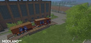 Scania R 1000 tipper Gliederzug v 1.0 , 3 photo