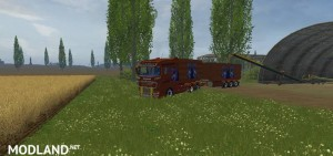 Scania R 1000 tipper Gliederzug v 1.0 , 1 photo