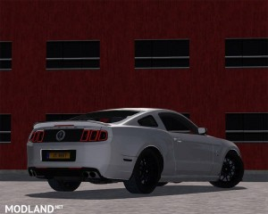 Shelby GT500 for American Truck Simulator, 1 photo